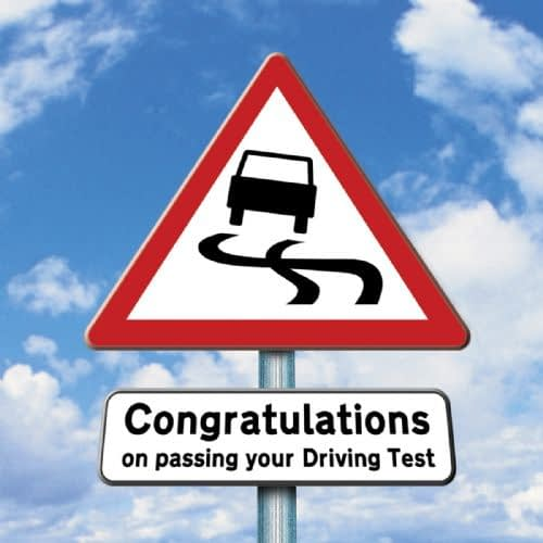 taking and a passing your driving test in West Wickham, Kent