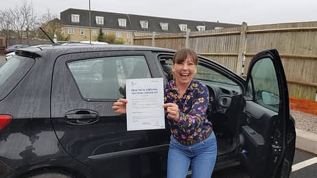 West Wickham test centre automatic driving lessons first time pass