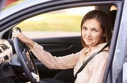 driving lessons to build confidence