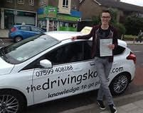 intensive automatic driving lessons Beckenham