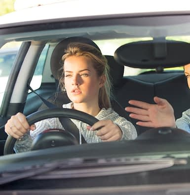 learning to drive in Beckeham kent